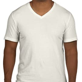 GAP Essential Short Sleeve V-Neck Tee - Color: Off White