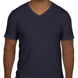 GAP Essential Short Sleeve V-Neck Tee - Color: Tapestry Navy