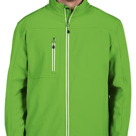 Clique by Cutter & Buck Lightweight Softshell Jacket - Color: Apple Green