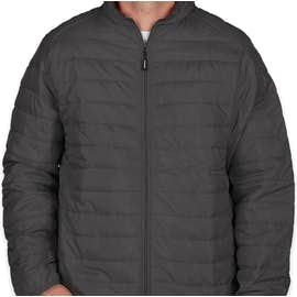 Core 365 Insulated Packable Puffer Jacket - Color: Carbon