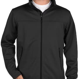 The North Face Ridgeline Soft Shell Jacket - Color: Black