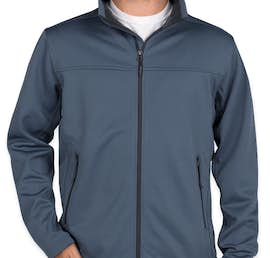 The North Face Ridgeline Soft Shell Jacket - Color: Shady Blue