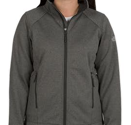 The North Face Women's Ridgeline Soft Shell Jacket - Color: Dark Grey Heather