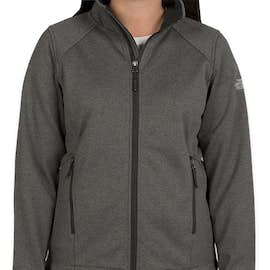 The North Face Women's Ridgeline Soft Shell Jacket - Color: Dark Grey Heather