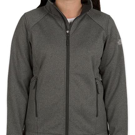 7d7da76c2dfc ... The North Face Women s Ridgeline Soft Shell Jacket - Color  Dark Grey  Heather ...