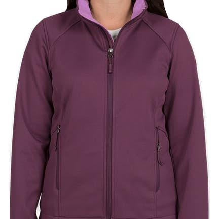 27b5f0317e47 ... The North Face Women s Ridgeline Soft Shell Jacket - Color  Blackberry  Wine