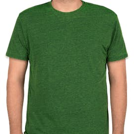 Threadfast Cross Dye Short-Sleeve T-Shirt - Color: Emerald