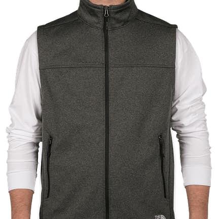 791e431b2186 ... The North Face Ridgeline Soft Shell Vest - Color  Dark Grey Heather ...