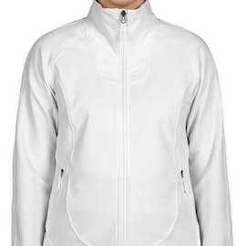 The North Face Women's Tech Stretch Soft Shell Jacket - Color: White