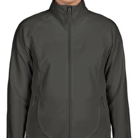 The North Face Women's Tech Stretch Soft Shell Jacket - Color: Asphalt Grey