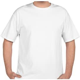 Hanes ComfortWash 100% Cotton T-shirt - Color: White