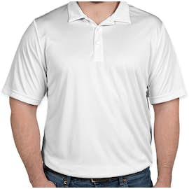 Team 365 Zone Performance Polo - Color: White