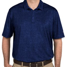 Nike Golf Dri-FIT Crosshatch Performance Polo - Color: Old Royal / Marine