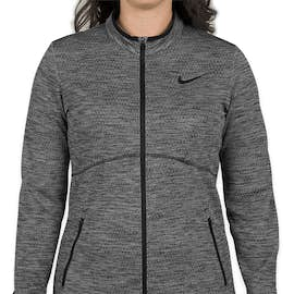 Limited Edition Nike Women's Performance Full Zip Jacket - Color: Black