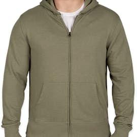 GAP Premium Zip Hoodie - Color: Cactus Desert