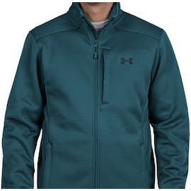 Under Armour Extreme Cold Gear Jacket - Color: True Ink / Midnight Navy