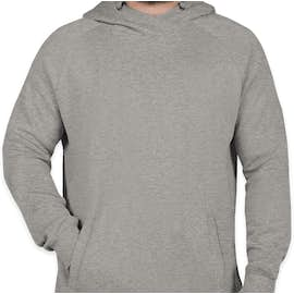Charles River Hometown Hoodie - Color: Heather Grey