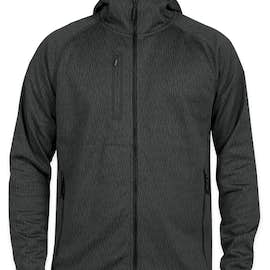 The North Face Canyon Flats Hooded Jacket  - Color: Asphalt Grey Reign Camo Print