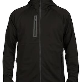 The North Face Canyon Flats Hooded Jacket  - Color: Black