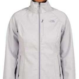 The North Face Women's Apex Jacket - Color: Light Grey Heather