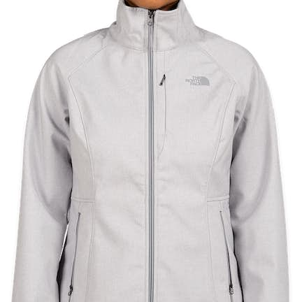 e50a80826371 ... The North Face Women s Apex Jacket - Color  Light Grey Heather ...
