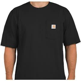 Carhartt Workwear Pocket T-shirt - Color: Black