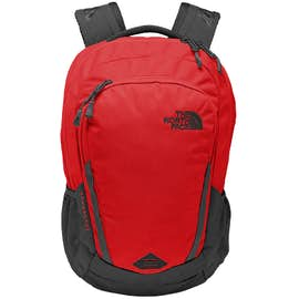 The North Face Connector Backpack - Color: Rage Red / Asphalt Grey