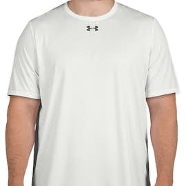 Under Armour Locker Performance Shirt 2.0 - Color: White