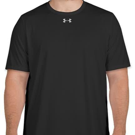 d5ec6f819e22 ... Under Armour Locker Performance Shirt 2.0 - Color  Black ...