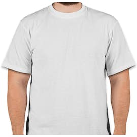 Soffe Military Performance Blend T-shirt - Color: White