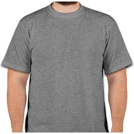 Soffe Military Performance Blend T-shirt - Color: Dark Oxford