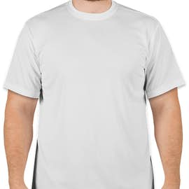 Soffe Military Performance Mesh T-shirt - Color: White