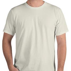 Royal Apparel Organic Eco 50/50 USA T-shirt - Color: Eggshell