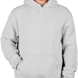 Soffe 50/50 Pullover Hoodie - Color: Ash