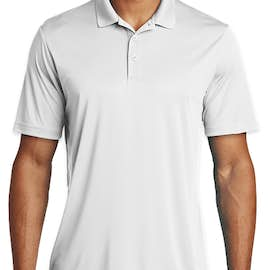 Sport-Tek Competitor Performance Polo - Color: White
