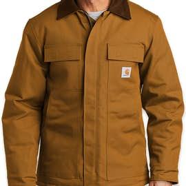 Carhartt Duck Traditional Coat - Color: Carhartt Brown