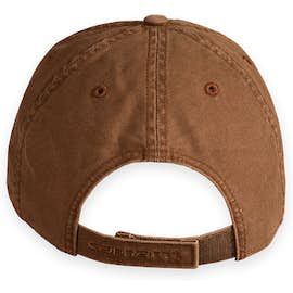 Carhartt Odessa Washed Canvas Hat - Color: Carhartt Brown
