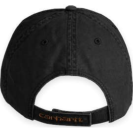 Carhartt Odessa Washed Canvas Hat - Color: Black
