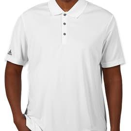 Adidas Performance Polo - Color: White