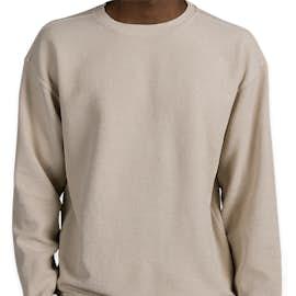 Charles River Camden Crewneck Sweatshirt - Color: Oat