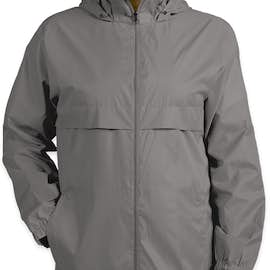 Team 365 Zone Protect Lightweight Jacket - Color: Sport Graphite