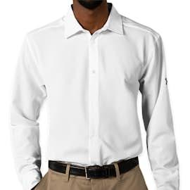 Under Armour Performance Tech Dress Shirt - Color: White