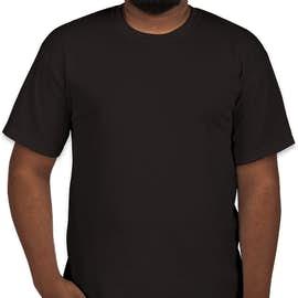 Gildan Ultra Cotton T-shirt - Color: Black