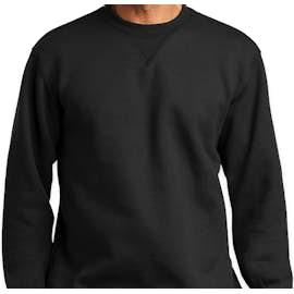 Carhartt Midweight Crewneck Sweatshirt - Color: Back