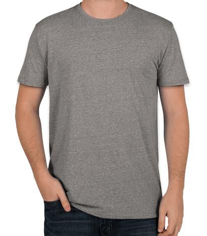 Threadfast Tri-blend T-shirt - Grey Tri-Blend