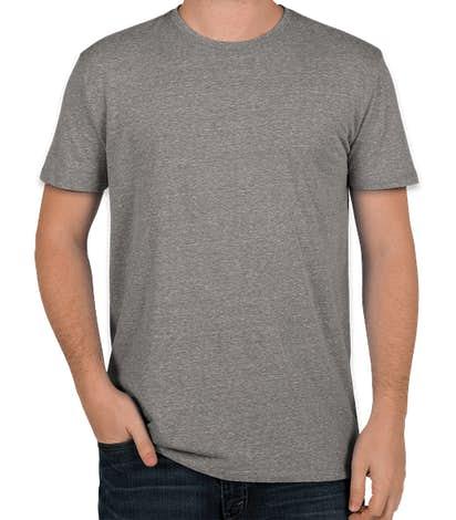 Canada - Threadfast Tri-Blend T-shirt - Grey Tri-Blend