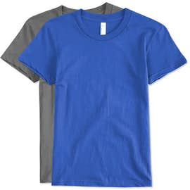 American Apparel Juniors Jersey T-shirt