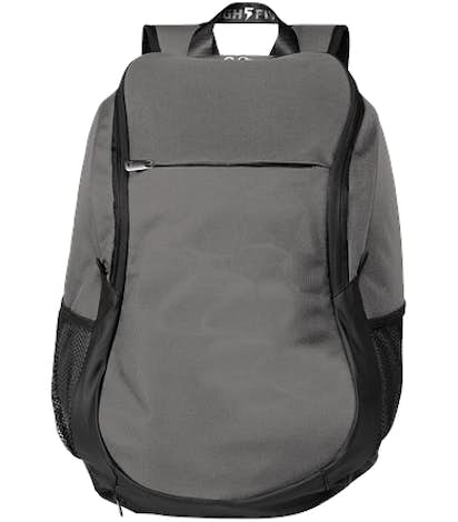High Five Free Form Backpack - Graphite