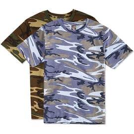 Code 5 Camo T-shirt