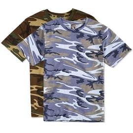 Canada - Code 5 Camo T-shirt